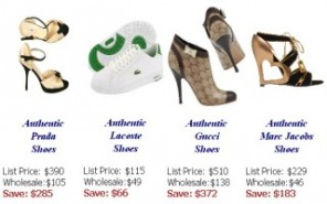 Wholesale Designer Shoes